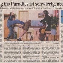 Burghauser Anzeiger vom 04.11.2014 - Im Himmel gibt´s kein Parlament