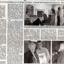 Burghauser Anzeiger vom 02.12.2003 - 10 Jahre / Truhe