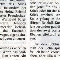 Burghauser Anzeiger vom 14.11.2000 Teil 2 - De Ritter san los