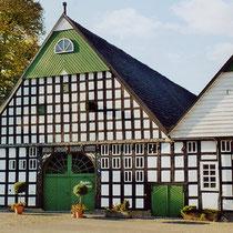 Sattelmeierhof von 1799 in Bielefeld-Jöllenbeck.
