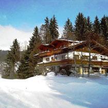 Landhaus Wieser in Ramsau am Dachstein