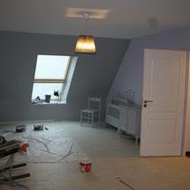 Le plafond de la Parme est posé N°2