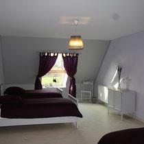 La chambre parme de votre maison d'hôte
