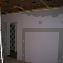 Les décorations de téte de lit de la Parme du Blockhaus