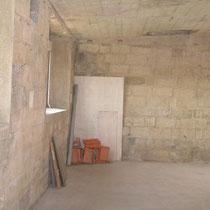 L'intérieur avant les travaux
