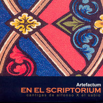 EN EL SCRIPTORIUM / Artefactum