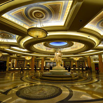 """Did Caesar live here?"":-) - Caesars Palace, Las Vegas [Nevada/USA]"