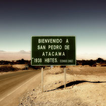 WELCOME to San Pedro de Atacama & the Atacama desert!!