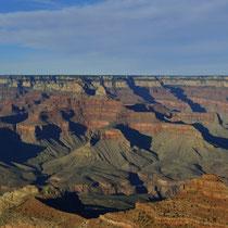 Grand Canyon - from South Rim [Grand Canyon National Park/Arizona/USA]