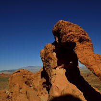 Elephant Rock, Valley of Fire State Park [Nevada/USA]