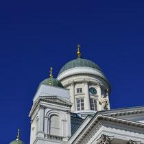 Helsingin Tuomiokirkko (Lutheran Cathedral - Dom von Helsinki)   [Helsinki - Finland/Finnland]