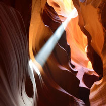 Upper Antelope Canyon [PAGE/Arizona/USA]