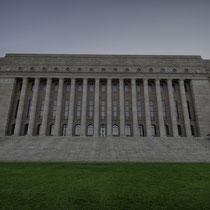 Eduskuntatalo - the Parliament of Finland (Parlamentsgebäude)