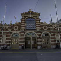 Vanha Kauppahalli - Old Market Hall (Helsinki)