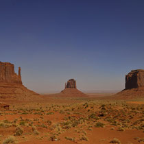 Monument Valley [UTAH/USA]