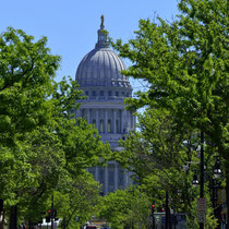Wisconsin State Capitol (Madison / Wisconsin)