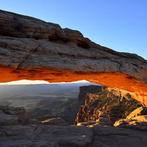 MESA ARCH - Canyonlands National Park [MOAB/Utah/USA]