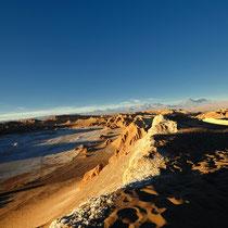 Valle de la luna [Atacama desert/CHILE]