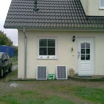 Sie haben ein Haus mit Garten, dann können Sie in Ihrem Garten mit einem I-Mehr® auch Strom ernten. / You have cottage? so you should strat earning enrgy in it with a I-Mehr®...