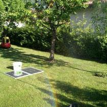 Schnell, einfach und für draussen gemacht I-Mehr... / Easy, fast setup and made for outdoor I-Mehr...