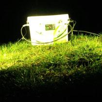 Licht, da wo man es braucht auch ohne Stromanschluss... / Light where it is needed also without grid connection....