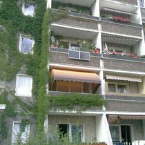 ...mit I-Mehr® wird selbst Ihr Balkon zum Solarpark. / While using a I-Mehr® also your balcony becomes a solar power plant