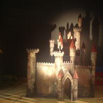 le chateau du roi...