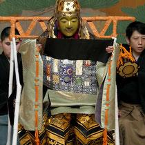 11月18日『大会』後シテ 和久荘太郎