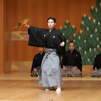 1月26日 仕舞『昭君』 内藤飛能