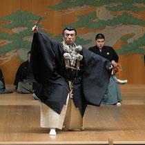 11月18日『大会』前シテ 和久荘太郎
