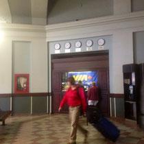 Halifax, la gare