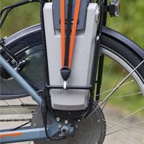 Das Rollstuhlfahrrad von Van Raam, O-Pair 2