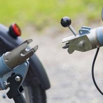 Das Rollstuhlrad von Van Raam, O-Pair 2
