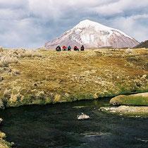 Bolivie trek analogique color