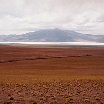 Photographie analogique color Bolivie