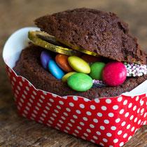 Süße Schatzkiste - Rezepte für Piratenparty und Kindergeburtstag