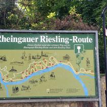 """Die """"Rheingauer-Roselingroute"""""""