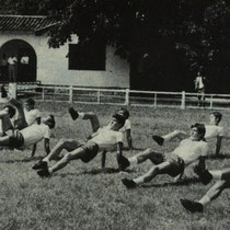 Pretemporada del Villosa 1969-70.