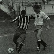 Partido en Ellakuri correspondiente a la temporada 1988-89.