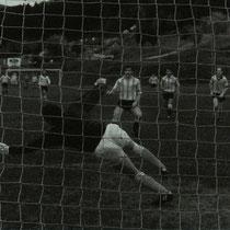 Gol de penalty de Isusi en Ellakuri. Temporada 1988-89.