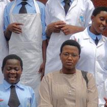 Marie-Thérèse Muhayeyezu Vice Présidente