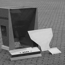 Krachtvoerbox (oud model)
