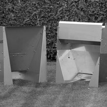 Krachtvoerboxen oud en nieuw model