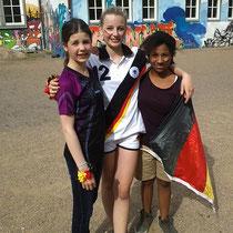 TT Jugend im WM Fieber - hat geholfen :-)