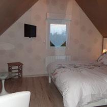 chambre 1 lit adulte 160X200