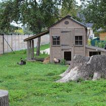 la maisonnette de nos animaux, gite au petit cosy, Normandie, Eure