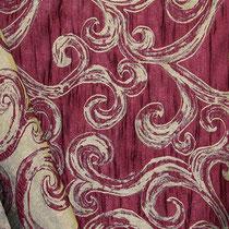 Портьерная ткань жаккард, артикул FIORE; цвет 8; высота 280 см; состав 100% полиэстер