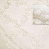 Тюль артикул HRISANTEMO; цвет 201; высота 280 см; состав 100% полиэстер
