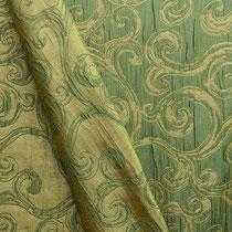 Портьерная ткань жаккард, артикул FIORE; цвет 205; высота 280 см; состав 100% полиэстер