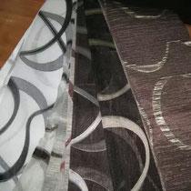 Ткань портьерная MIAZZO Арт. J-2583; тюль Арт. J-3333 Материал: Полиэстер 100%